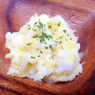 離乳食完了期☆クリームチーズのポテトサラダ