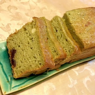 余ったスムージーで♩栄養抜群野菜パウンドケーキ