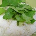 土鍋で炊く レモングラス香るタイ米