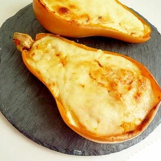 バターナッツかぼちゃグラタン