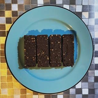 チョコレートプロテインバー!
