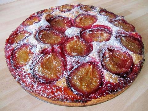 懐かしいおばあちゃんの味!ドイツのプルーンケーキ