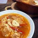 おうちでバル☆にんにくスープ