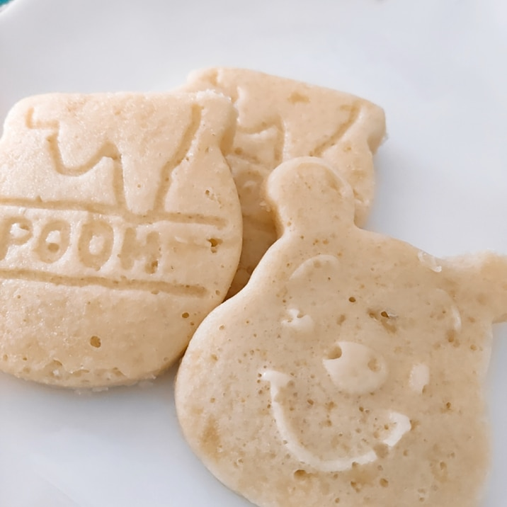 【レンジ】ダイソーのシリコン型で★簡単蒸しパン