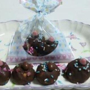 小学生が作る♪簡単サクサクチョコクッキー☆