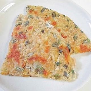 えのきと小ねぎのチーズ焼き