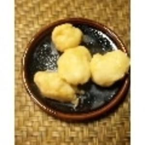 すいとん(お味噌汁などに)