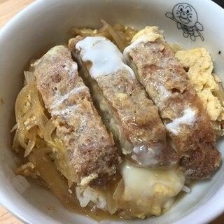 豚ロース肉で作る基本のカツ丼