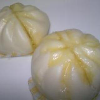 チーズがとろり★とっても簡単肉まんアレンジ