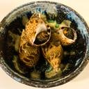 お酒のおつまみに最高‼ バイ貝の煮付け