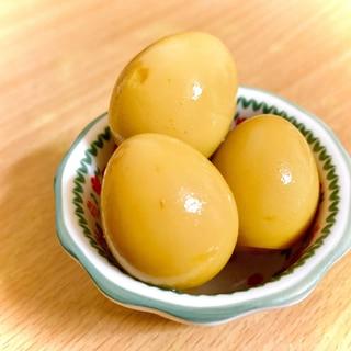 スパイス活用★うずらの卵でスパイシー味玉