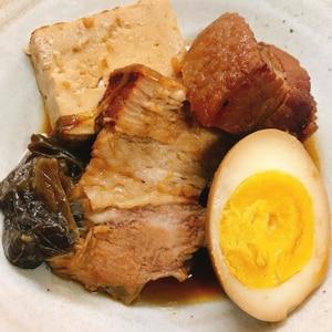 <定番シリーズ>ご飯が進む!簡単すぎる豚の角煮
