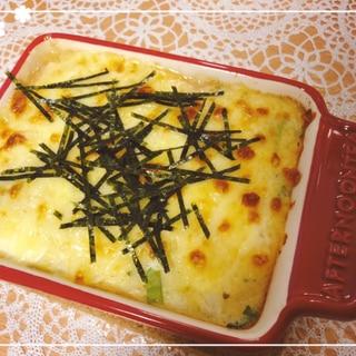 長芋と豆腐のふわふわグラタンʚ♥ɞ