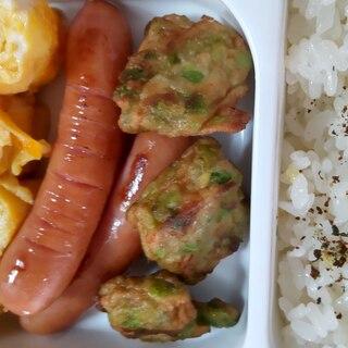 お弁当に♫ウインナー炒め