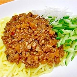 本格★ジャージャー麺