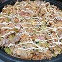 ホットプレートde豚肉キムチ飯