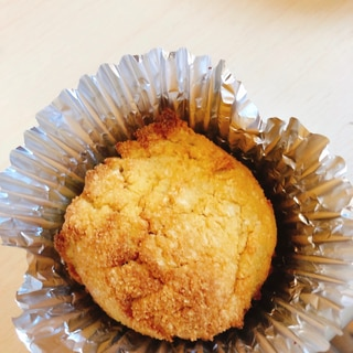 グルテンフリー!ココナッツ米粉ケーキ