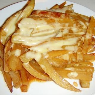 ヤーコンの味噌バターチーズ焼き