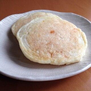 米粉豆腐チーズパンケーキ♪