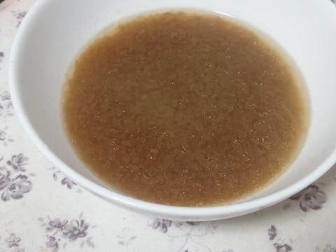簡単♪濃厚オニオンスープ