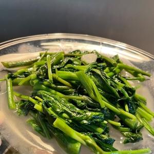 プロ直伝!空芯菜のガーリックソテー