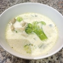 牛乳消費!鶏と野菜のミルクスープ☆