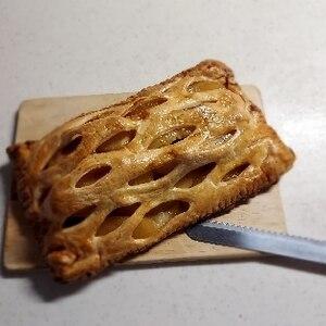 冷凍パイシートを使って✿簡単アップルパイ