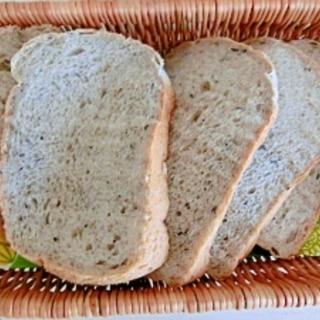 健康的に!ひじき入りの食パン★