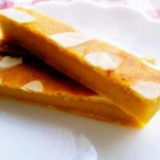 素朴な甘み★かぼちゃのスティックバー