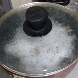 ガス代が節約出来る!乾麺の茹で方