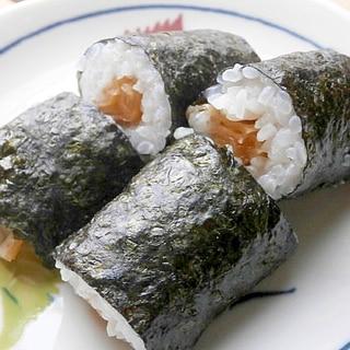 かんぴょうの細巻き寿司