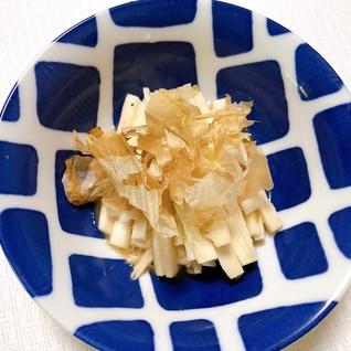さっぱり♪長芋の梅酢和え