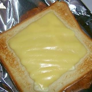 朝食に☆チーズトースト