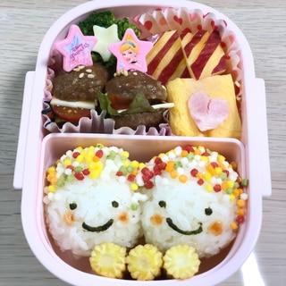 年少 幼稚園 子供 弁当 アイディア 3