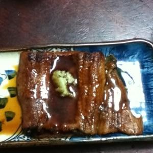 市販のウナギ蒲焼きを美味しく食べる方法