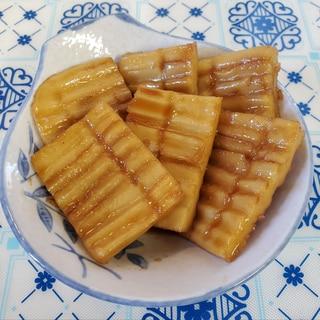 角麩の甘辛煮☆