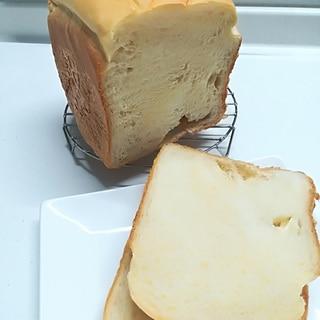 バター不要!HBでオリーブオイル入り食パン