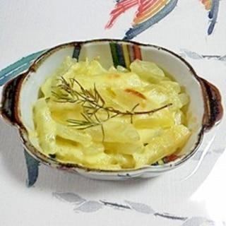 ヤーコンのローズマリー焼き~♫