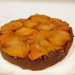 卵砂糖小麦粉牛乳不使用 りんごココアケーキ