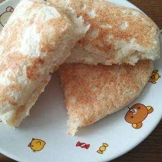 おからと米粉のパンケーキ♪