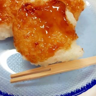 子供が喜ぶおやつ(^^)酢味噌のさっぱり五平餅♪