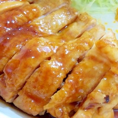洋食屋さんの★チキンステーキ