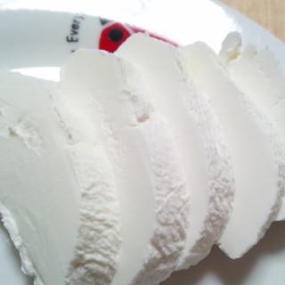 固くて濃い♪水切りヨーグルトの作り方