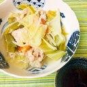 夏野菜たっぷり鍋