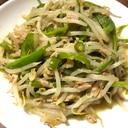 めんつゆでさっぱり♬野菜炒め
