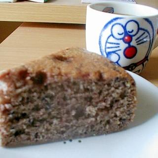炊飯器で焼く、ダブルベリーケーキ