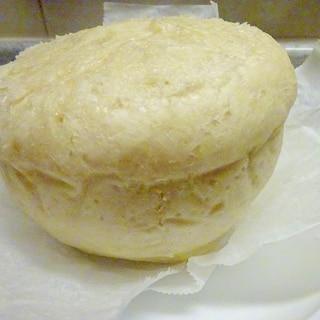 レンジで4分~白パン
