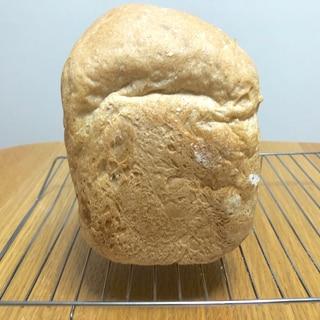 HBでふっくら柔らか!☆全粒粉食パン☆