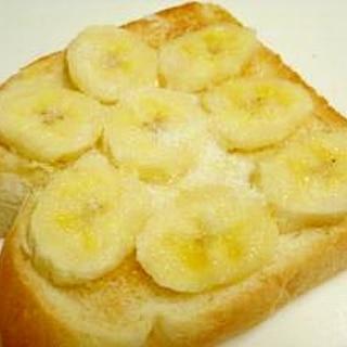 食パンで作ろう☆簡単バナナスイーツ