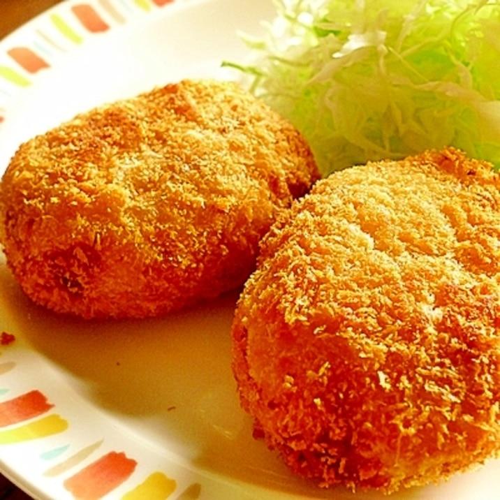 肉じゃがコロッケ☆リメイク料理